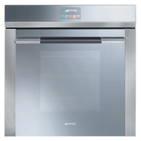 SMEG 60CM LINEA PYROLYTIC BUILT-IN OVEN - SFPA6140