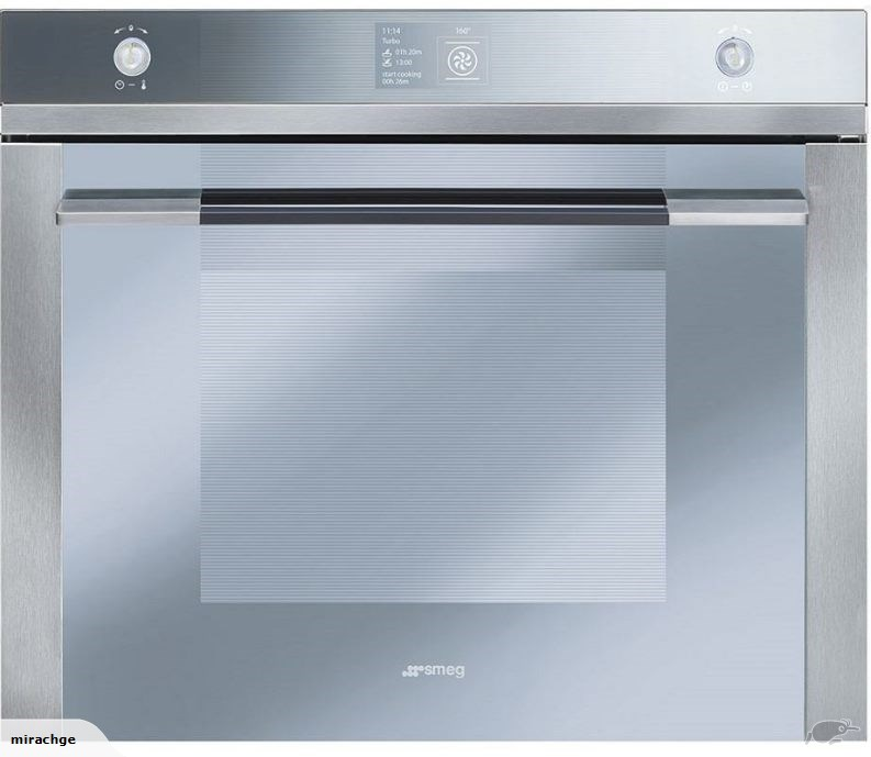 Smeg SFPA7130 70cm Wall Oven Stainless Steel - Brand New