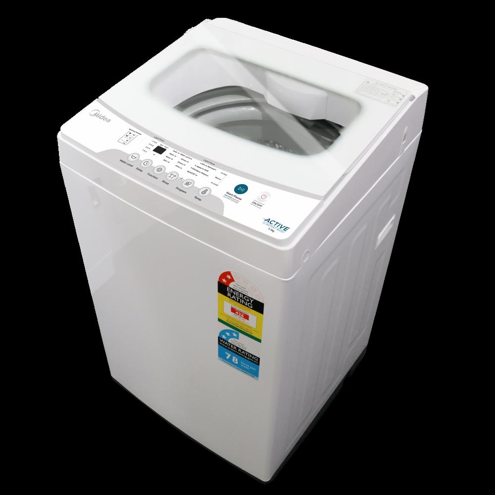 MIDEA Active Top Loader Washing Machine 7kg