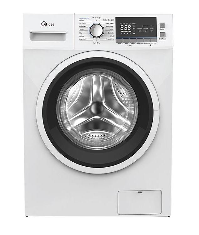 Midea 10KG Crown Front Loader Washing Machine - MFW1014