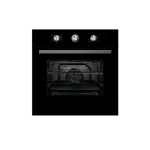 Midea 60cm 5 Function Manual Oven 65DME40004-BK