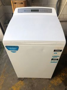 Fisher And Paykel 7.5kg Top Load Washing Machine - WL70T60