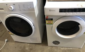 electrolux dryer repair