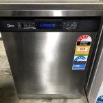 MIDEA Titania Freestanding Dishwasher 60cm