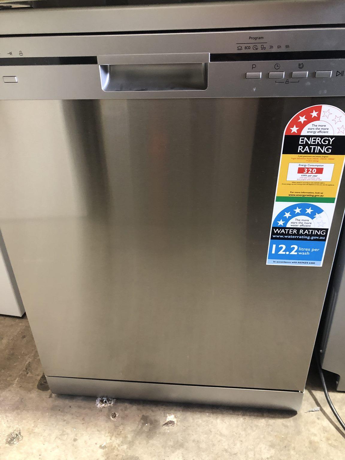 Vogue Dishwasher ,Moon Freestanding Dishwasher 60cm